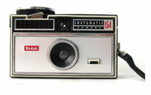 Photo of a Kodak Instamatic Camera