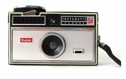 Photo of a Kodak Instamatic Camera