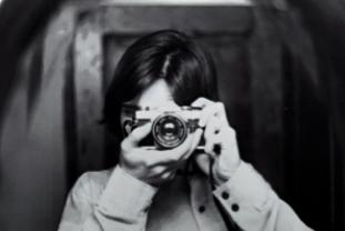 Snappy-San Self Portrait With OM-1