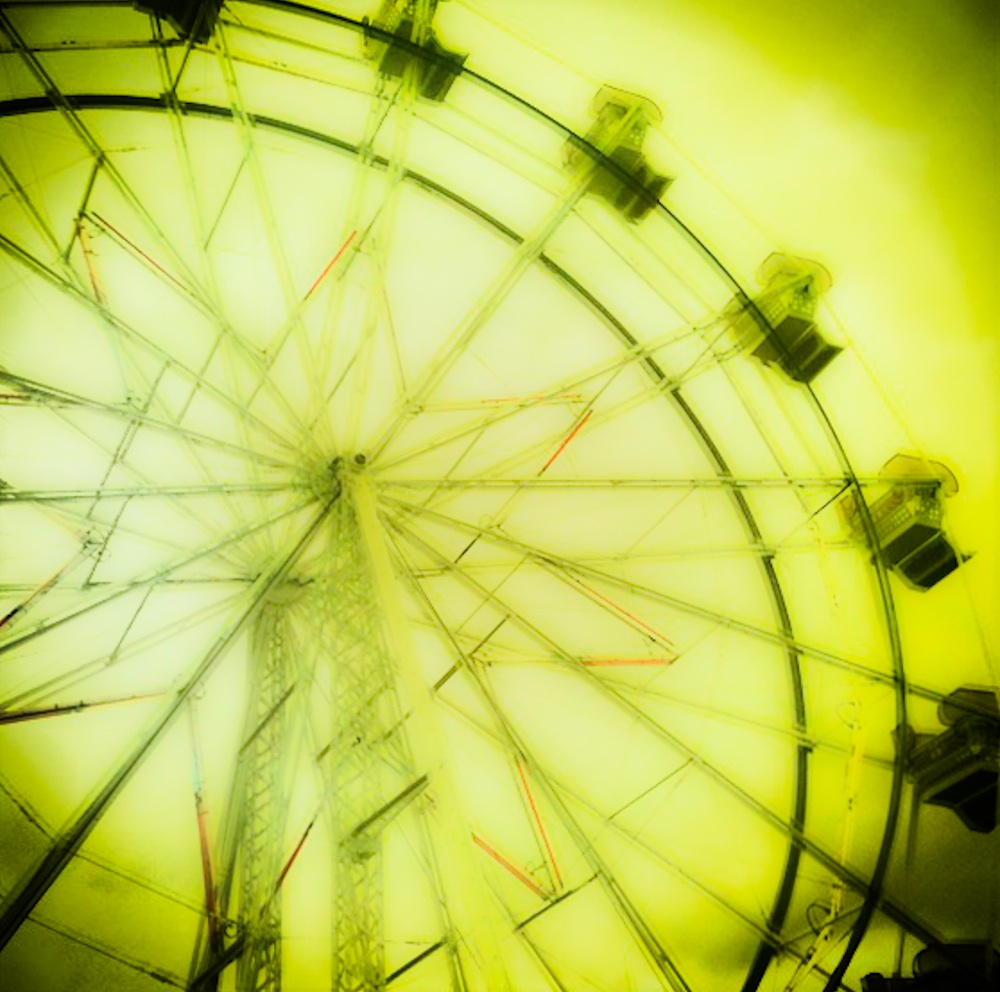 ferris wheel portland, or