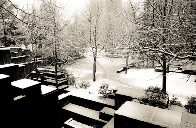 freeway park, seattle