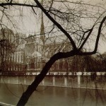 The Seine by Eugene Atget